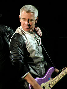 Chinnor, Oxfordshire, England, UK, 1960-03-13, Adam Clayton