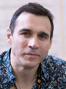 London, England, UK, 1959-05-29, Adrian Paul