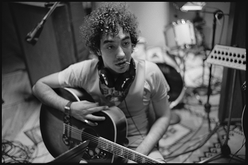 Los Angeles, California, USA, 1979-04-9, Albert Hammond Jr.
