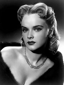 Ossining, New York, USA, 1930-09-16, Anne Francis