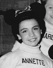 Utica, New York, USA, 1942-10-22, Annette Funicello