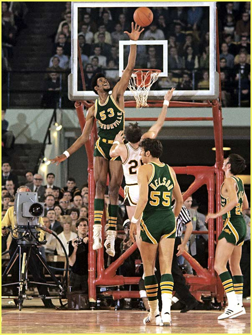 Chipley, Florida, USA, 1949-09-21, Artis Gilmore