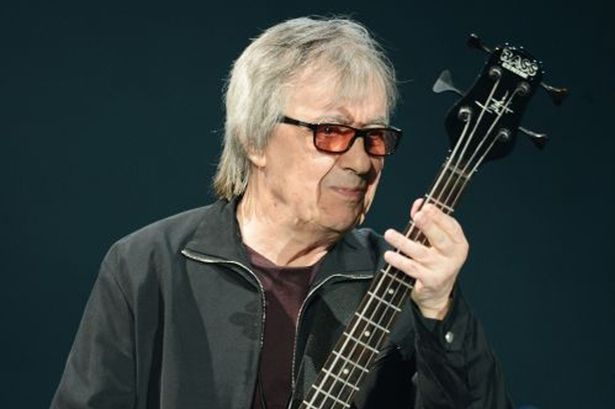 Lewisham, London, England, UK, 1936-10-24, Bill Wyman