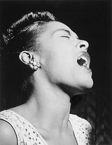 Philadelphia, Pennsylvania, USA, 1915-04-7, Billie Holiday