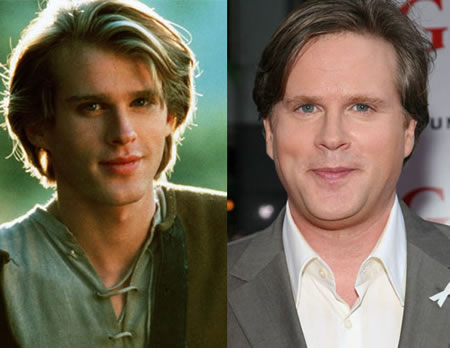 London, England, UK, 1962-10-26, Cary Elwes