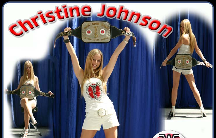 Christine Johnson