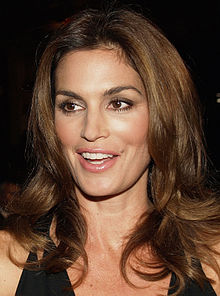 DeKalb, Illinois, USA, 1966-02-20, Cindy Crawford
