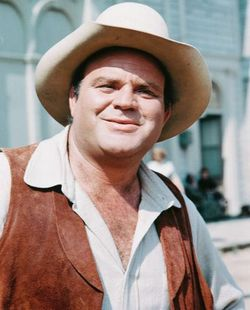 De Kalb, Bowie County, Texas, USA, 1928-12-10, Dan Blocker
