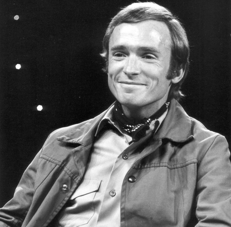 Gibbon, Nebraska, USA, 1936-11-19, Dick Cavett