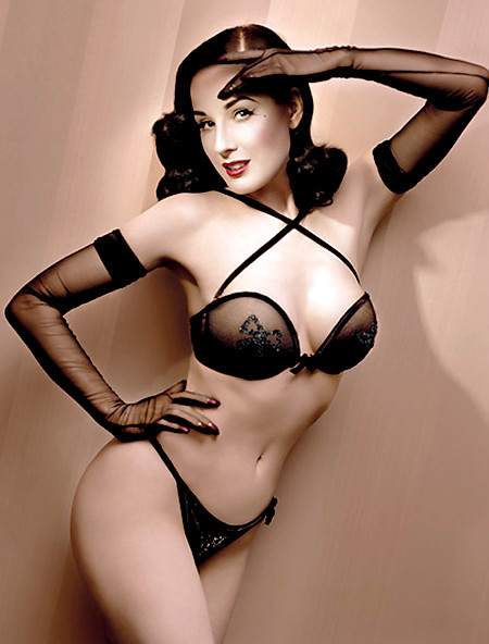 Rochester, Michigan, USA, 1972-09-28, Dita Von Teese