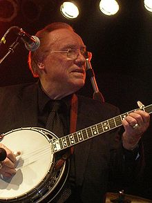 Flint Hill, North Carolina, USA, 1924-01-6, Earl Scruggs