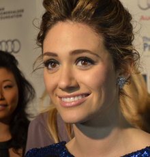 New York City, New York, USA, 1986-09-12, Emmy Rossum