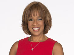 Chevy Chase, Maryland, USA, 1954-12-28, Gayle King