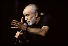 New York City, New York, USA, 1937-05-12, George Carlin