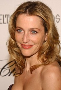 Chicago, Illinois, USA, 1968-08-9, Gillian Anderson