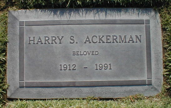 Harry Ackerman