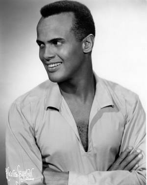 New York City, New York, USA, 1927-03-1, Harry Belafonte