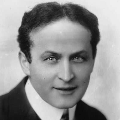 Budapest, Austria-Hungary (now Hungary), 1874-03-24, Harry Houdini