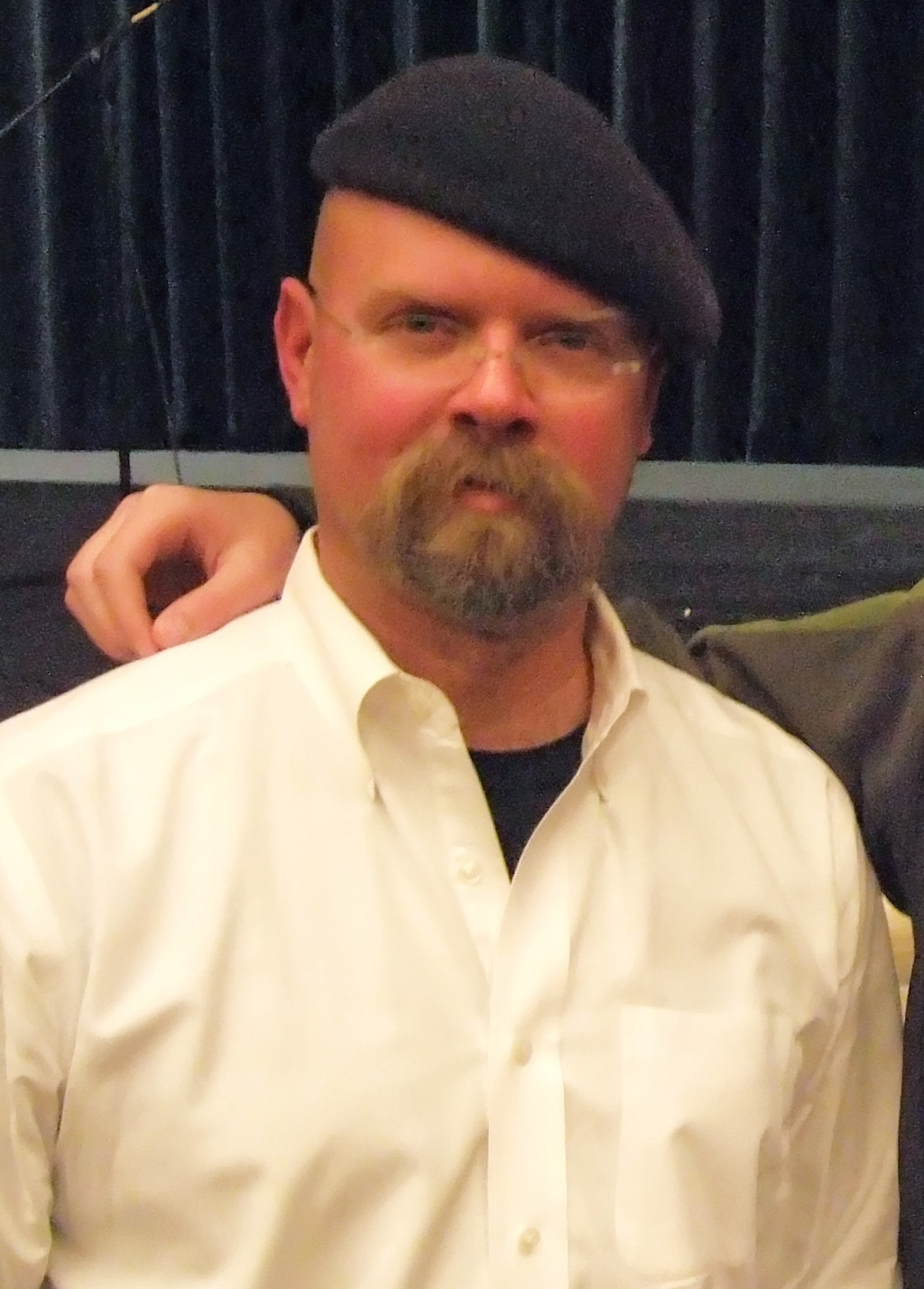 Marshall, Michigan, USA, 1956-09-25, Jamie Hyneman