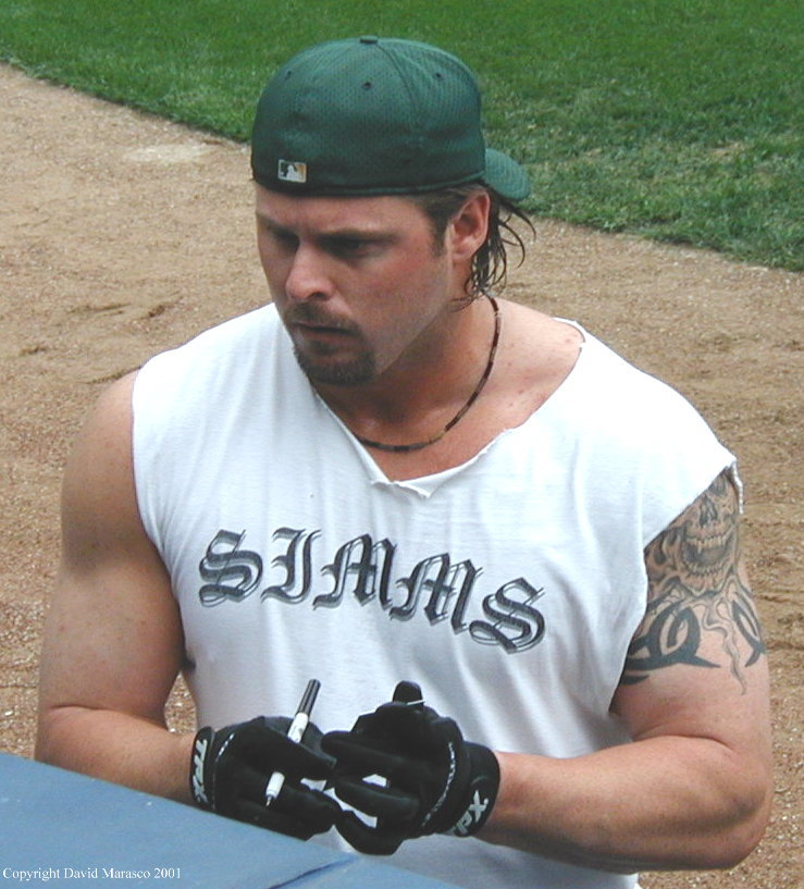 West Covina, California, USA, 1971-01-8, Jason Giambi