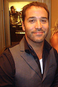 New York City, New York, USA, 1965-07-26, Jeremy Piven