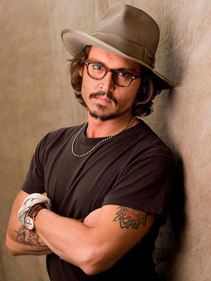 Owensboro, Kentucky, USA, 1963-06-9, Johnny Depp