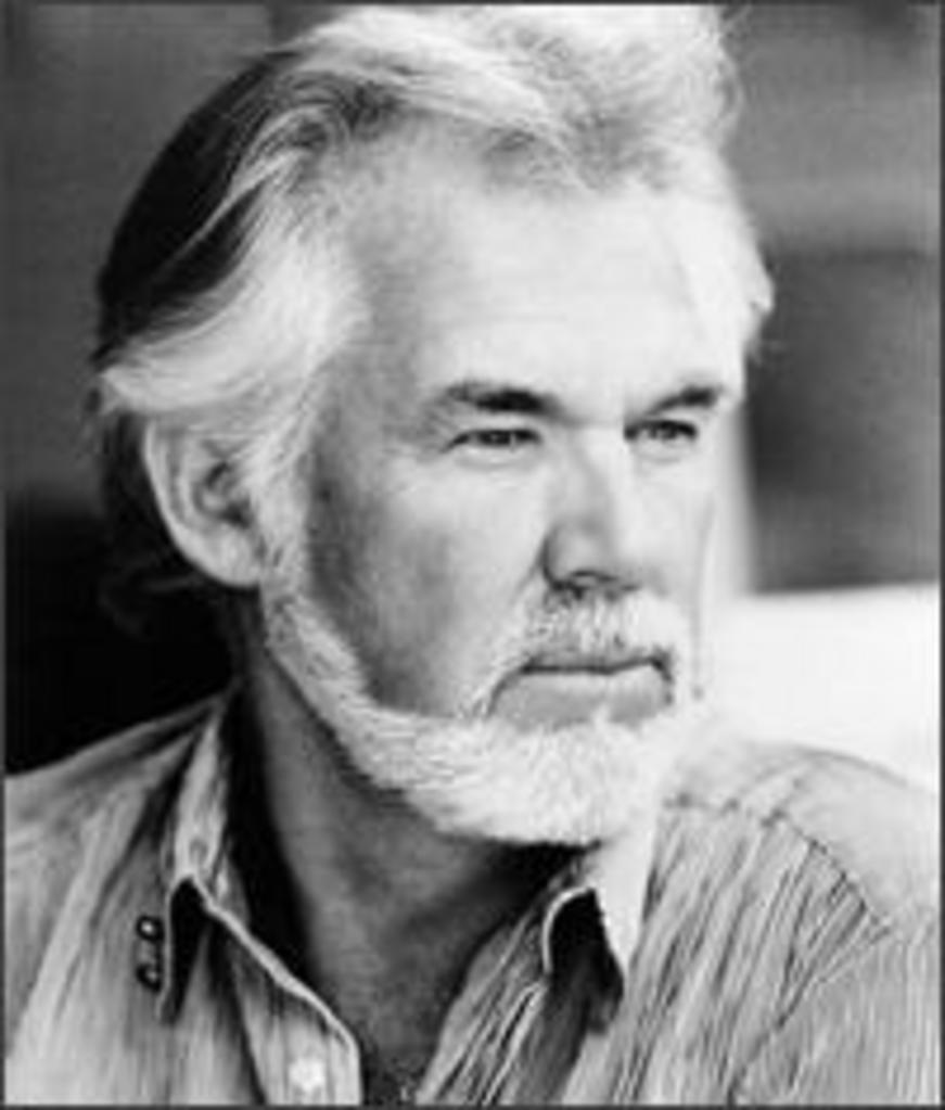 Savannah, Georgia, USA, 1964-11-10, Kenny Rogers