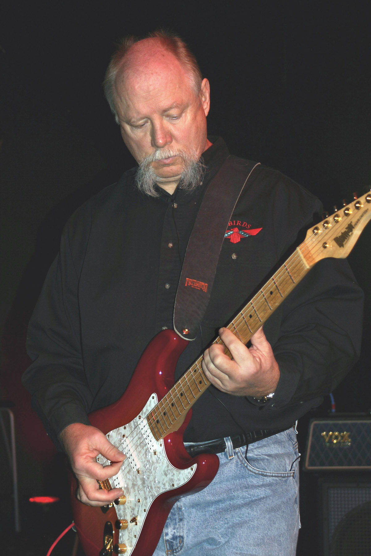 Kansas, USA, 1949-09-18, Kerry Livgren