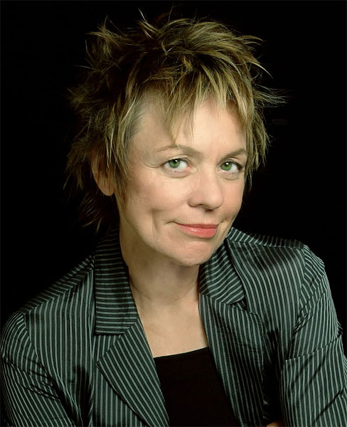 Glen Ellyn, Illinois, USA, 1947-06-5, Laurie Anderson