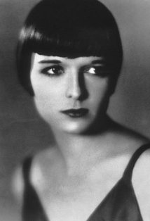 Cherryvale, Kansas, USA, 1906-11-14, Louise Brooks