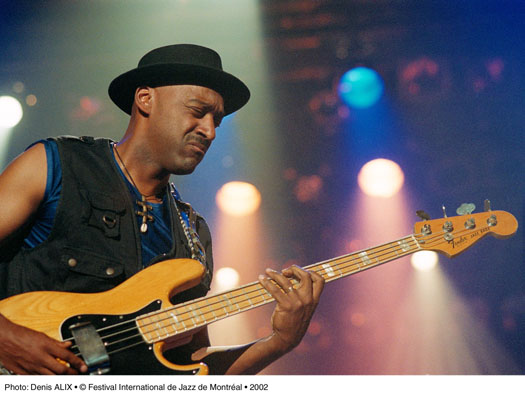 Brooklyn, New York, USA, 1959-06-14, Marcus Miller