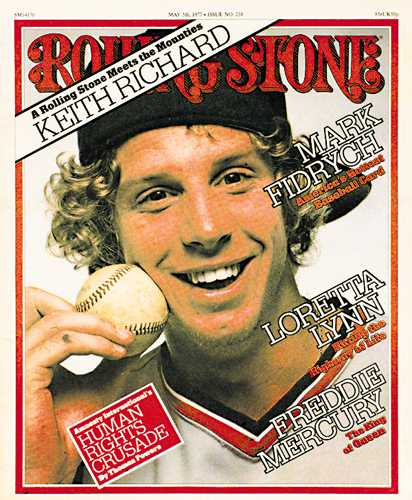 Worcester, Massachusetts, USA, 1954-08-14, Mark Fidrych