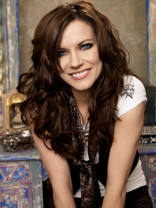 Sharon, Kansas, USA, 1966-07-29, Martina McBride