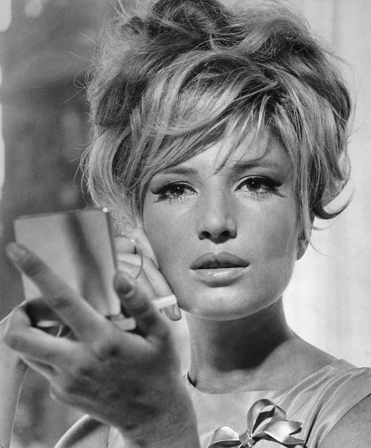 Rome, Italy (some sources list 1933), 1931-11-3, Monica Vitti