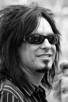 San Jose, California, USA, 1958-12-11, Nikki Sixx