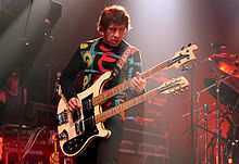 Middlesborough, England, UK, 1959-01-15, Pete Trewavas