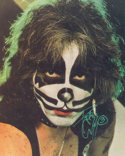 Brooklyn, New York, USA, 1945-12-20, Peter Criss