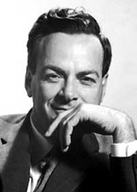 Brooklyn, New York, USA, 1918-05-11, Richard Feynman