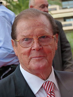 Stockwell, London, England, UK, 1927-10-14, Roger Moore