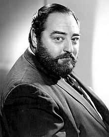 London, England, UK, 1918-07-6, Sebastian Cabot