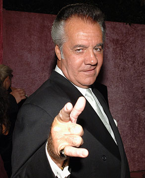 tony sirico family