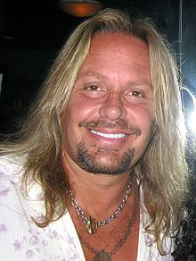 Hollywood, California, USA, 1961-02-8, Vince Neil