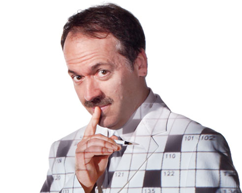 Crawfordsville, Indiana, USA, 1952-08-26, Will Shortz